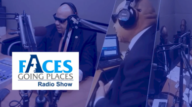 Baltimore's Faces Going Places Radio Show Ad