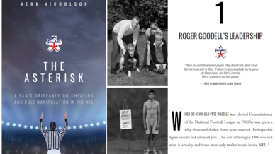 The Asterisk Book About Professional Football In The United States